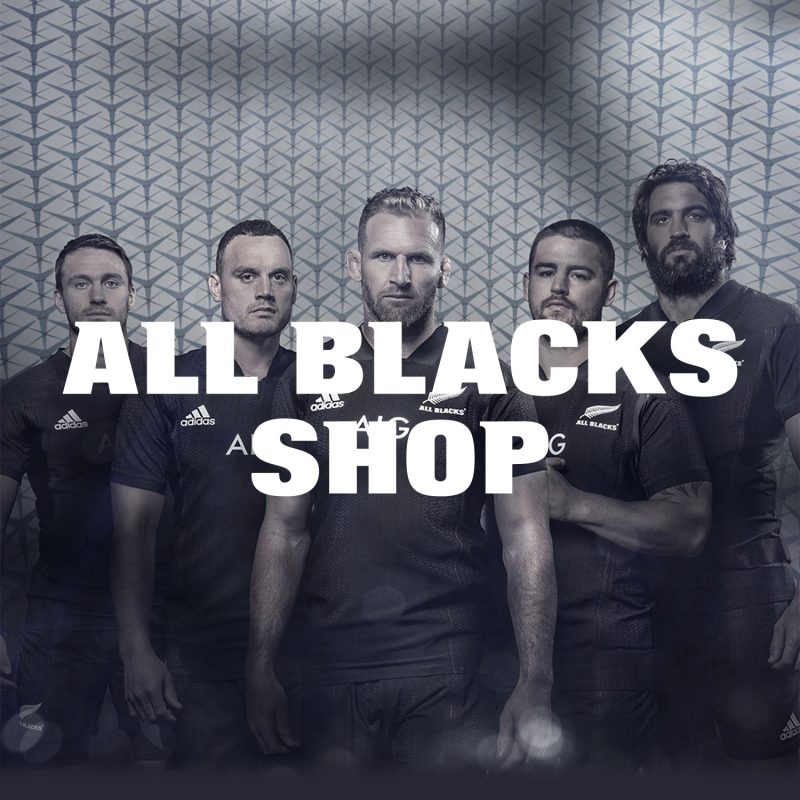 All Blacks Shop
