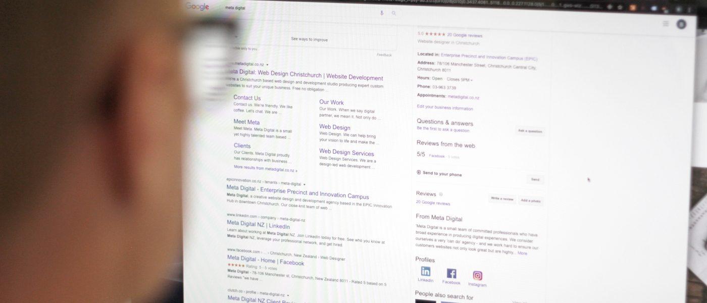 Google's Core Web Vitals – What is it?